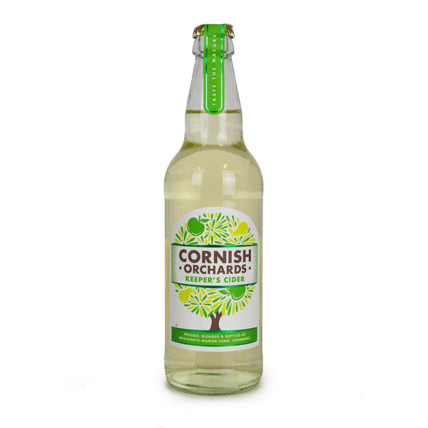 Cornish Orchards Keeper's Cider