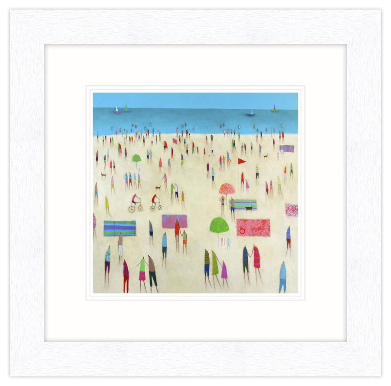 Beach Bicycles Framed