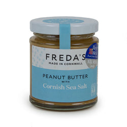 Fredas Cornish Sea Salt Peanut Butter