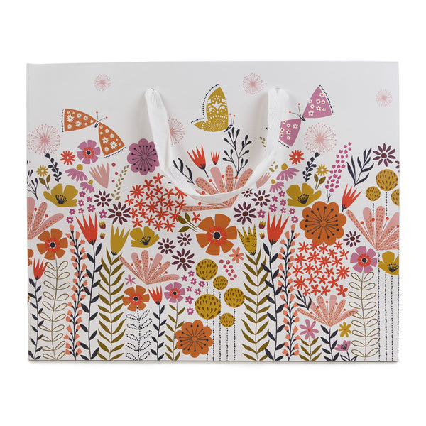 Autumn Butterfly Gift Bag Large