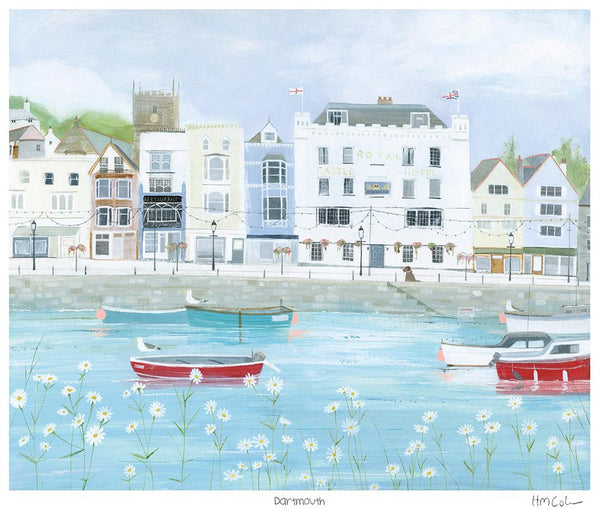 Dartmouth Art Print