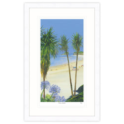 Towan Beach Framed Print