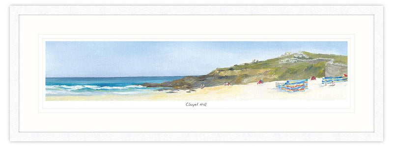 Chapel Hill St Ives Framed