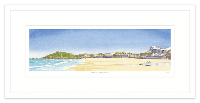 Tate and Porthmeor Framed