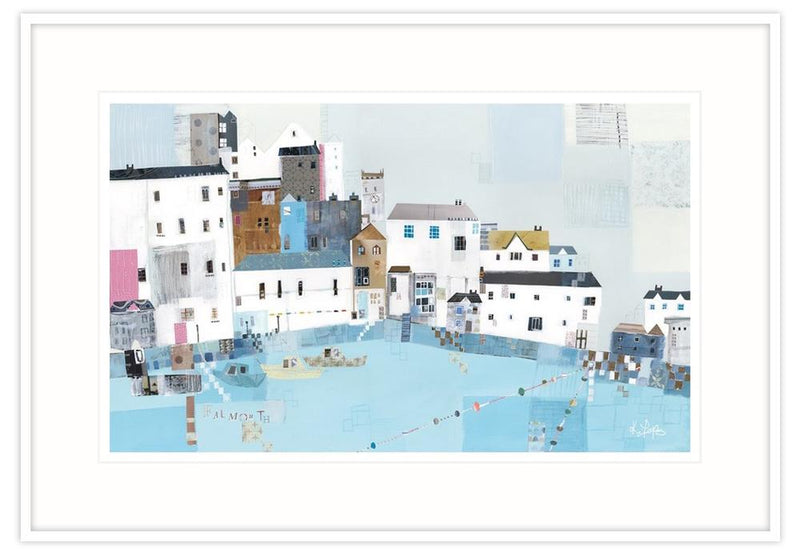 The Front Falmouth Framed Print