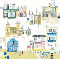 This Is Truro Art Print