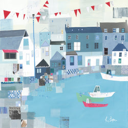 Padstow Festival Print