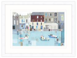 Charming Padstow Medium Framed
