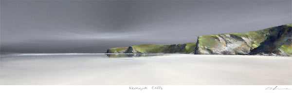 Watergate Cliffs Print