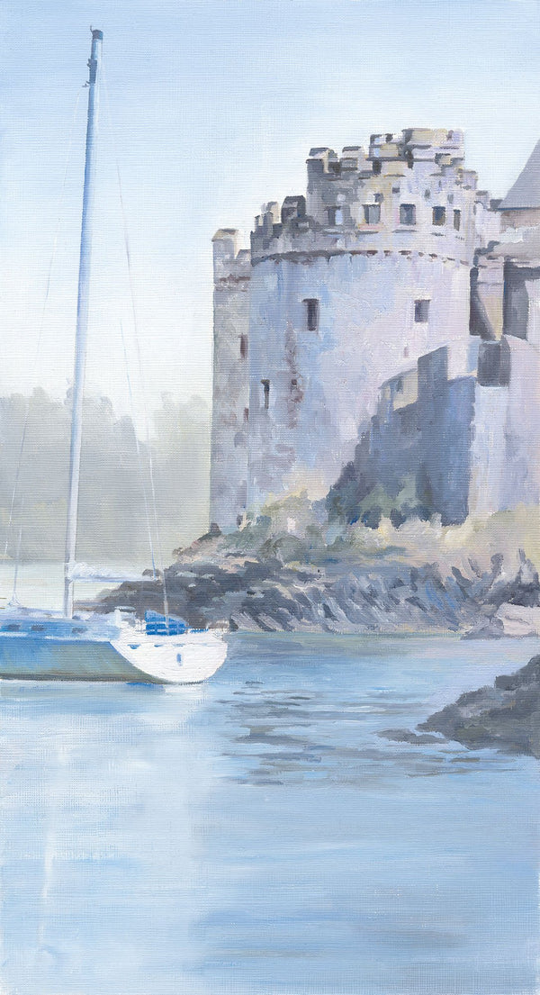 Dartmouth Castle Print