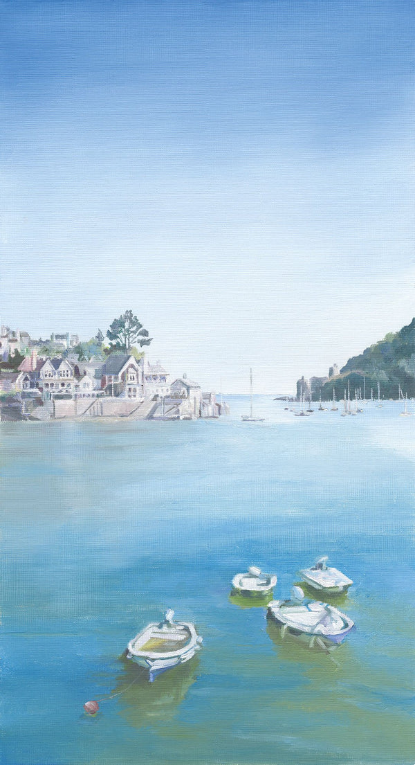 Dartmouth Estuary Print