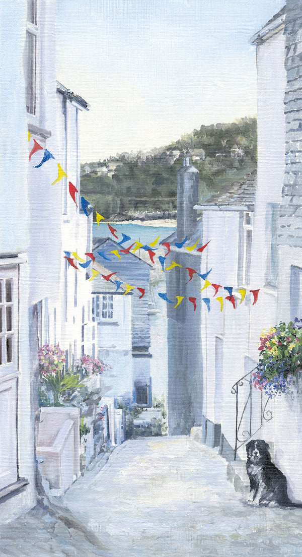 Downalong St Ives Print