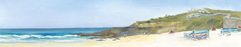 Chapel Hill St Ives Print