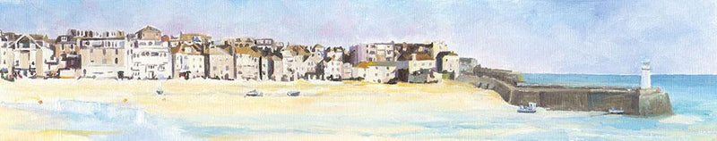 View of St Ives Print