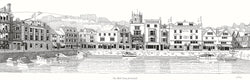The Boat Float Dartmouth Print