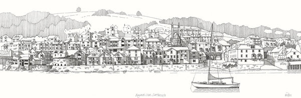 Bayards Cove Dartmouth Print