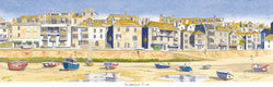The Waterfront St Ives Print