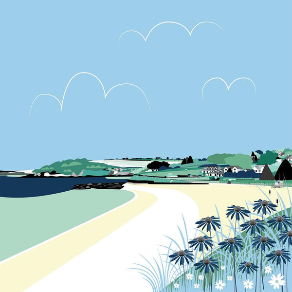 Falmouth Blues Art Print