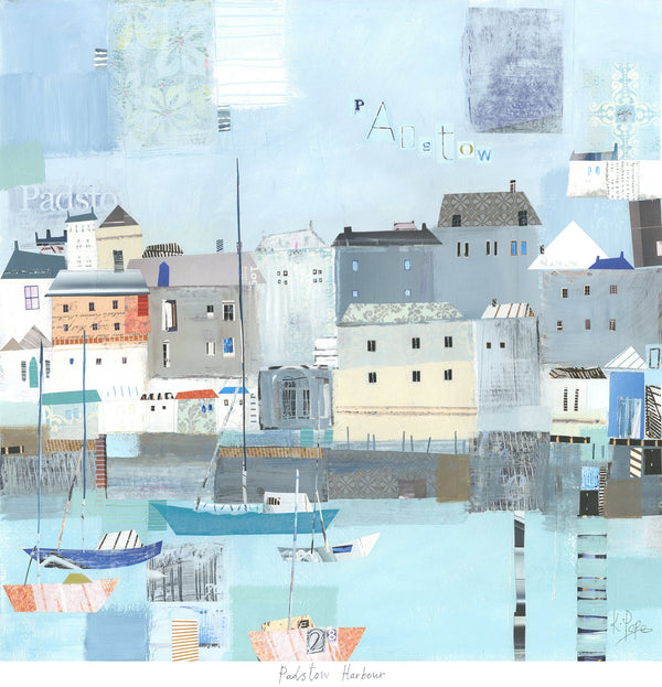 Padstow Print
