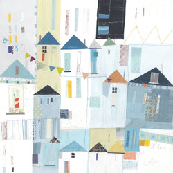 Streets of St Ives Print