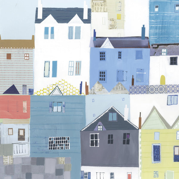 Dartmouth South Town Print