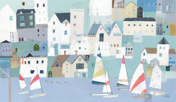 Dartmouth Regatta Print