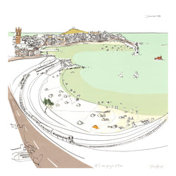 As I Was Going To St Ives Print