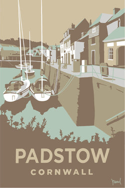 Padstow 2 Print
