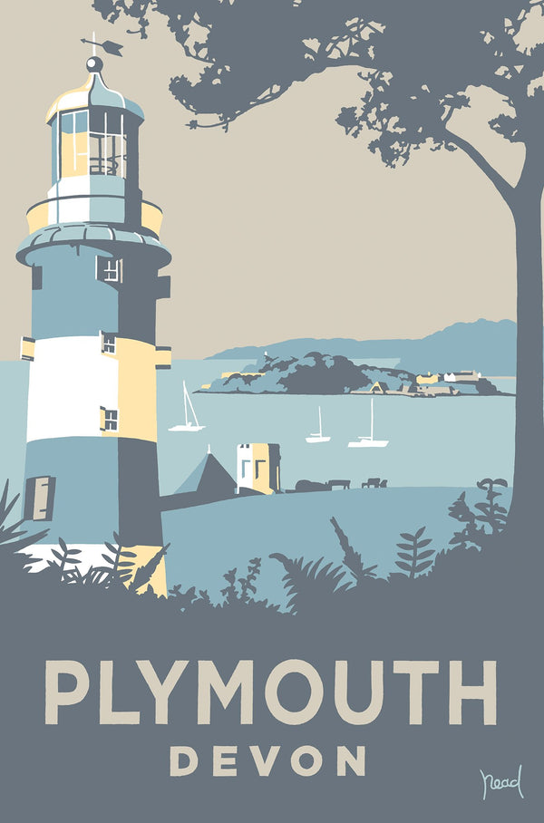 Plymouth Print