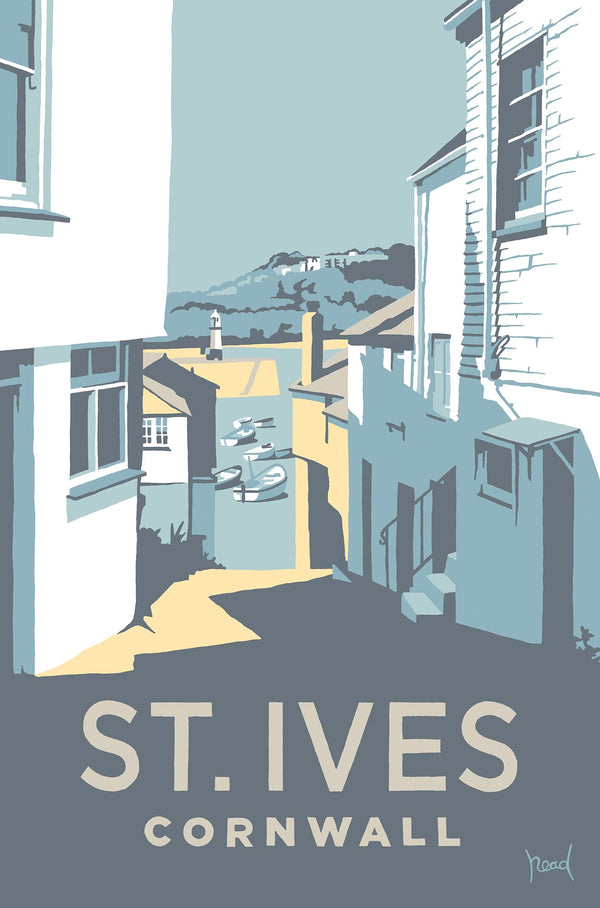 St Ives Print Small