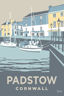 Padstow 3 Print