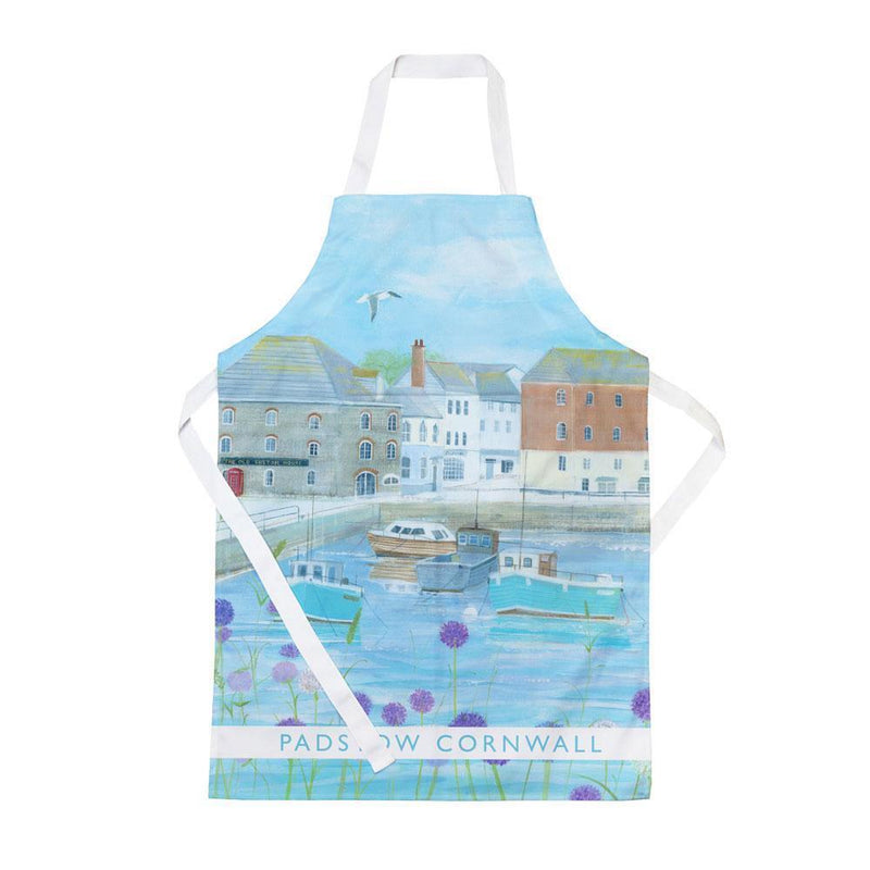 Padstow Cornwall Apron