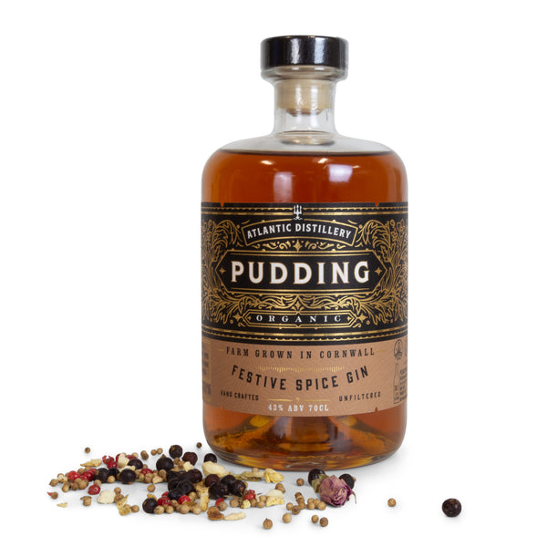 Atlantic Distillery Christmas Pudding Gin