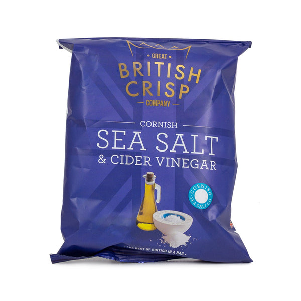 Cornish Sea Salt & Cider Vinegar