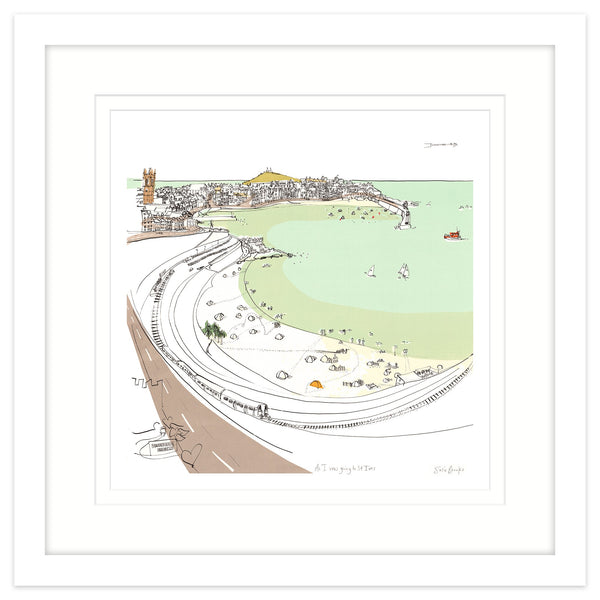 As I Was Going To St Ives Framed