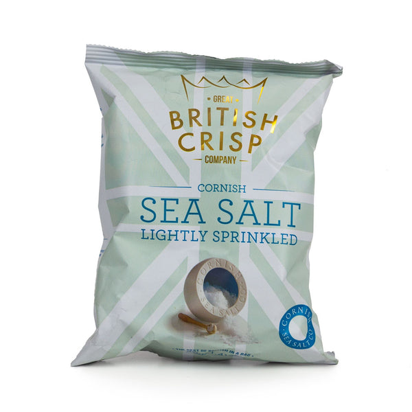 Cornish Sea Salt Crisps