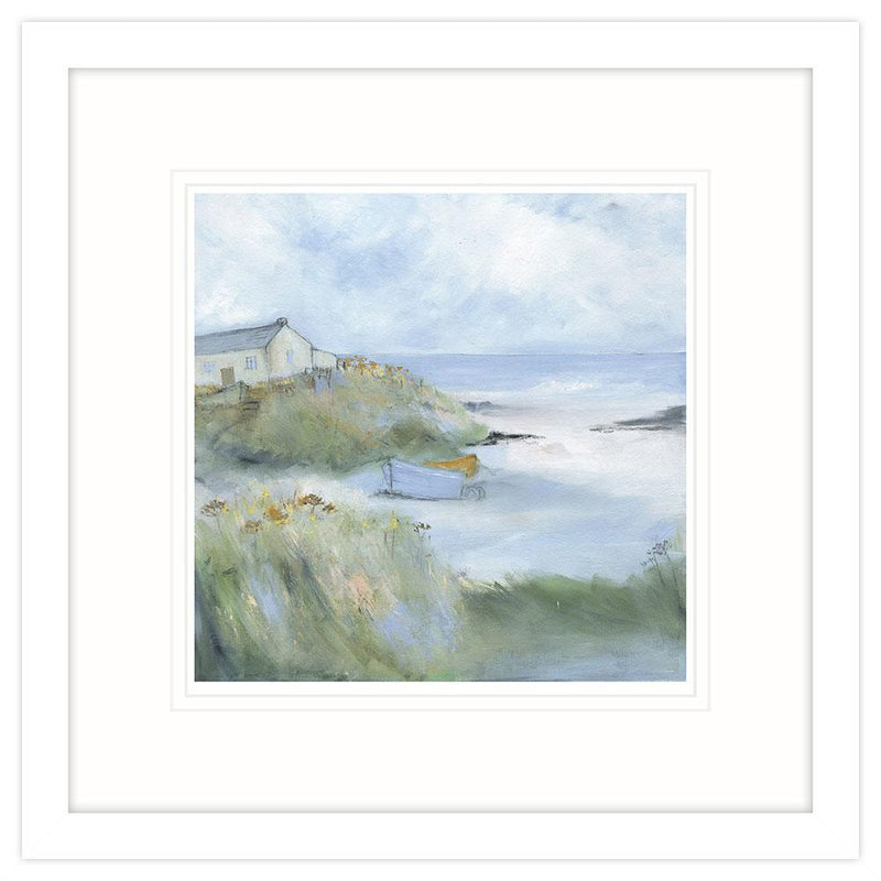 Hideaway Small Framed Art Print