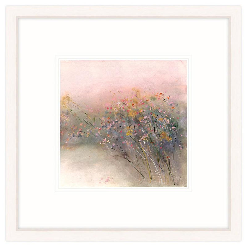 Scented Pathway Framed Print