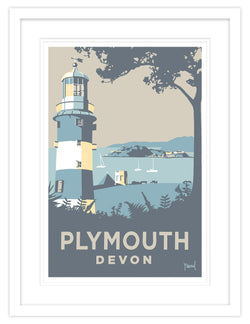 Plymouth Framed