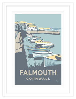 Falmouth Framed Small