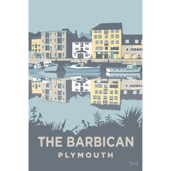 The Barbican Art Print