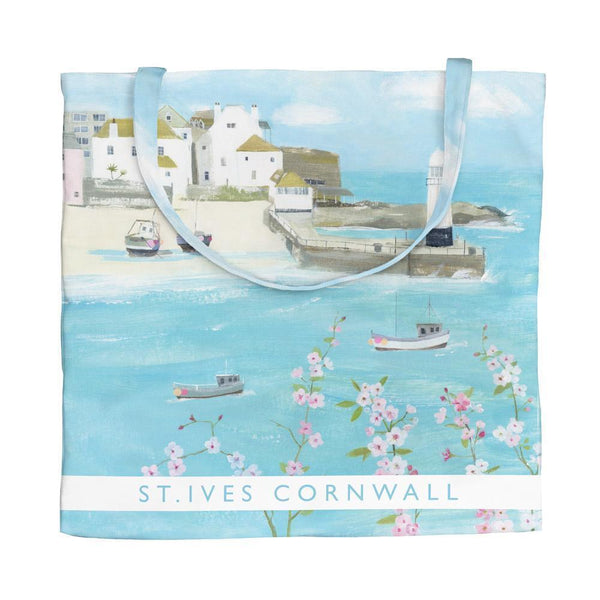 St Ives Cornwall Tote Bag