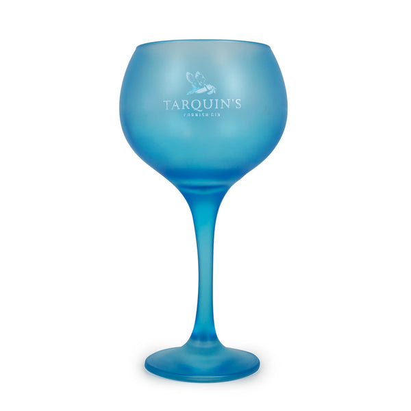 Tarquins Copa Balloon Glasses Blue