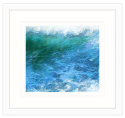 Wave Shadow Limited Edition Framed Print