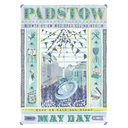 Padstow May Day Art Print