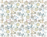 Bicycle Adventure Wrapping Paper