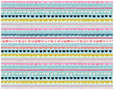 Jazzy Stripe Wrapping Paper