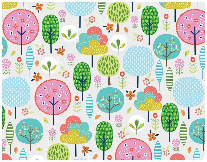 Wonderful Woodland Wrapping Paper