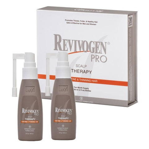 07. Revivogen Scalp Therapy 60ml Travel Set+Shampoo & Conditioner 60ml
