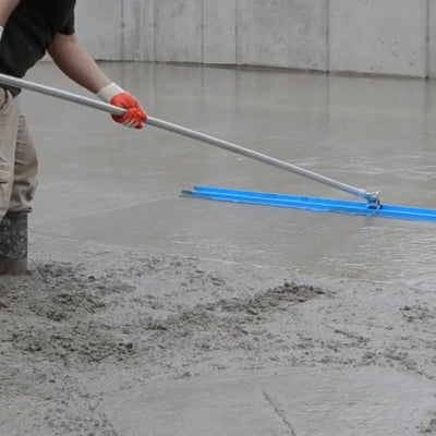 Ox Telescopic Handle System for Concreting Trowel, Broom, or Bullfloat from Carbour Tools